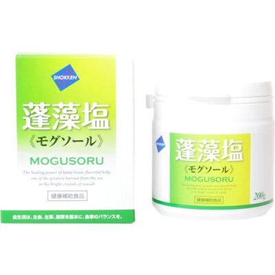 蓬藻塩 モグソール 200g