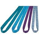 ラウンドスリング SSタイプ HN-W010×2.0m 紫色 HNW0100200 4027 3902994