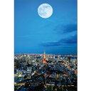 ポストカード 東京タワー 満月 TY61
