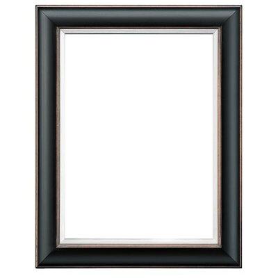 大額 油額 F6 ブラック アクリル 42×52.4×5.6cm