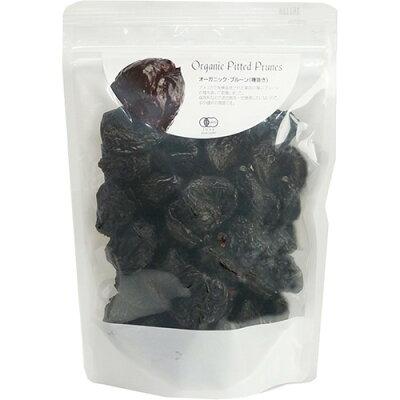 ナチュラルキッチン オーガニック 種抜きプルーン 種抜き(450g)
