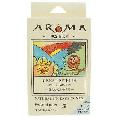 アロマ香 グレートスピリッツ(105g)