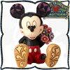 ディズニー 木彫り調フィギュア ミッキーマウス ミニチュアコレクション Mini Mickey Mouse ディズニートラディション