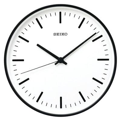 SEIKO(セイコー)「STANDARD」アナログ電波クロック φ310mm / ブラック