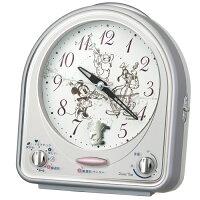 セイコー目覚まし時計 ディズニータイム FD464S