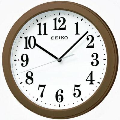 セイコー 電波掛け時計 KX379B(1台)