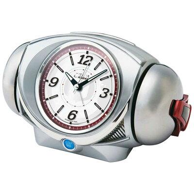 セイコー 目覚まし時計 ウルトラライデン ULTRA RAIDEN ×ウルトラマンモデル CQ141S