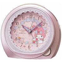 セイコー 目覚まし時計 マイメロディ CQ143P