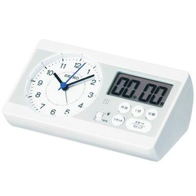 セイコー 目覚し時計 セイコースタディタイム KR893W