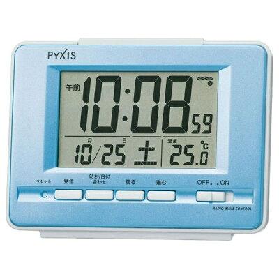 NR535L セイコークロック 目覚まし時計