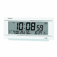 セイコー 衛星電波置き時計 スペースリンク GP501W