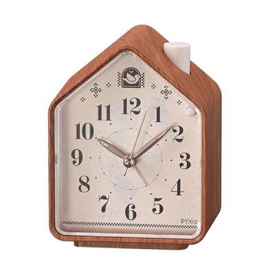 セイコー 目覚まし時計 ネイチャーサウンド 鳥の鳴き声 NR444A