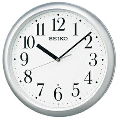 セイコー 電波掛時計 KX218S(1台)