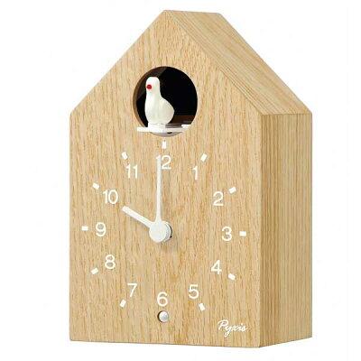 セイコー 掛け置き兼用時計 PYXIS ピクシス かっこう時計 NA609A