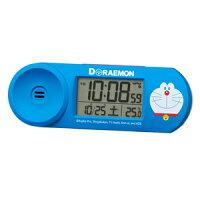 SEIKOセイコー 目覚まし時計 ドラえもん デジタル電波クロックCQ614L