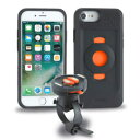 TIGRA 自転車 バイク スマホホルダー FitClic Neo BIKE KIT for iPhone8/7/6s/6 FN-IPH68-BK