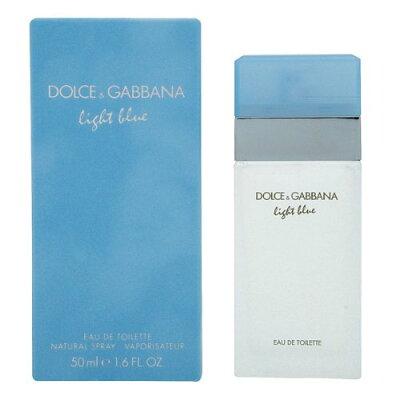 D&G ライトブルー EDT 50ml