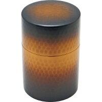 赤銅仕上げ茶筒 中 150g BC-206