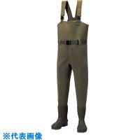 阪神素地 CW-455 チェストハイウェーダー[中割・フェルト底] 26cm