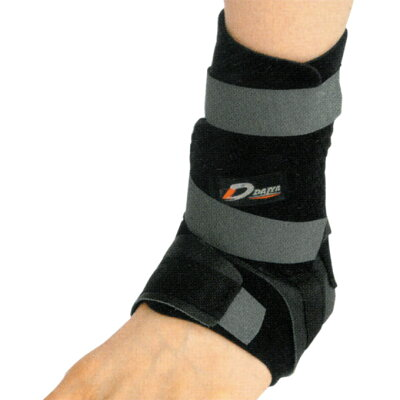 スポーツにおすすめ ドラゴンフライDX 左 M ゴルフ スポーツ 捻挫 などの痛み軽減 予防に 足首 サポーター