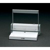 ESCO エスコ 文具・筆記具・備品 B5/26-A4/30穴切替式 多穴パンチ