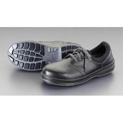 esco(エスコ) 耐滑 安全靴(牛革) 24.5cm(3E) EA998SZ-245 1足