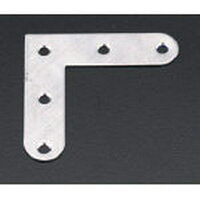 ESCO エスコ その他の工具 65x65x17.0mm横隅金 ステンレス製10本