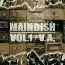 MAINDISH VOL.1/CD/GMD-F016