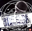 SHOUT OF THE UNDERGROUND Vol.2/CD/B2RCD-006
