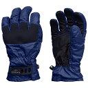AXESQUINアクシーズクイン  手袋 M's Rain Glove RG3553 ネイビー L