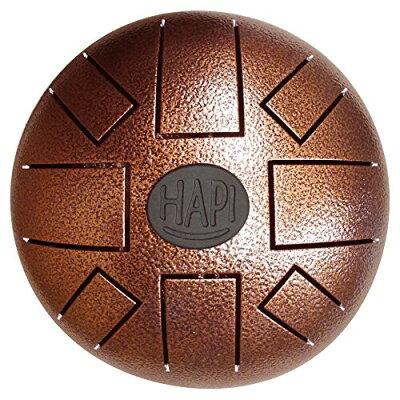 癒しの音色 (HAPI DRUM) HAPI Drum Mini D Pygmy(Dピグミー) キャリーバック付 ハピドラム