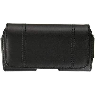 オズマ 携帯電話用横型 Lサイズ ブラック CHC-PL01KK(1コ入)