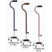 四脚杖 スモールベース(大)/ TY142DL-PK ピンク
