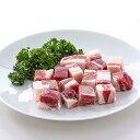 ムサシノミート オーストラリア産 牛バラ肉 角切り 150g