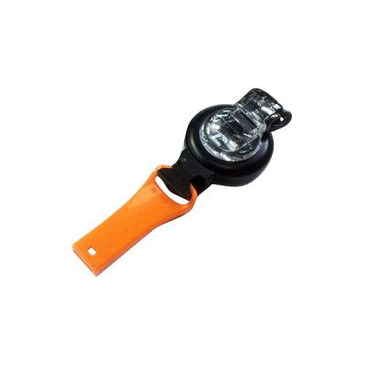 Highmount ハイマウント クリップホイッスル リール付 オレンジ 23154