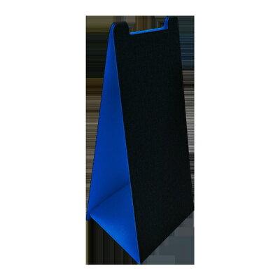 ポータブルヘッドホンスタンド DeltaStand ブルー アクラス
