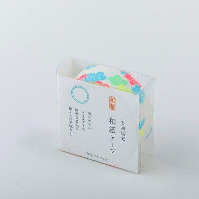 友禅和紙テープ neon 02 グッズ / 尚雅堂