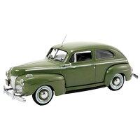 アメリカンヘリテイジモデル 1/43 1941 Ford Super Deluxe Lockhaven Green ガリバー