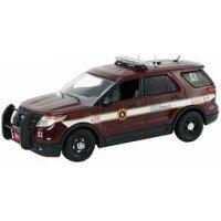 1/43 フォード エクスプローラー コロンバス市消防署 ファーストレスポンス