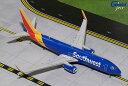 1/200 Gemini200 737-800S サウスウエスト航空 Scimitar N8653A ジェミニ