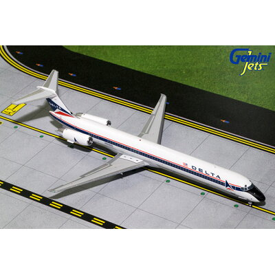 1/200 Gemini200 MD-80 デルタ航空 Widget Livery N956DL ジェミニ