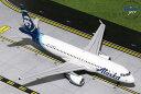 1/200 Gemini200 A320-200 アラスカ航空 新塗装 N625VA ジェミニ