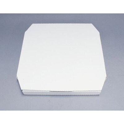 水野産業 ピザボックス 白 100枚入 187116 10インチ