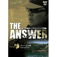THE ANSWER Game3 ヒロ内藤