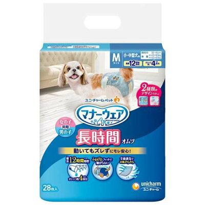 マナーウェア 高齢犬用 紙オムツ M(28枚入)