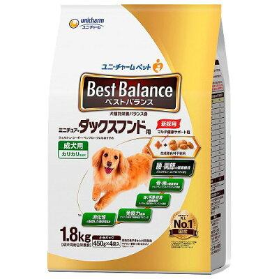 ベストバランス ミニチュア・ダックスフンド用(1.8kg)