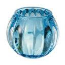 ペガサスキャンドル/キャンドルグラス「スクワッシュ」 ブルー /08517605