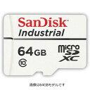 サンディスク micro SD 1ndustr1al HIGh-Speed Class 10 16GB(高耐久性タイプ) SDSDQAF-016G-1