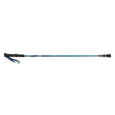 naito ナイト工芸 カーボン 固定式トレッキングポール   run18-1403   ブルー