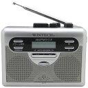 廣華物産 ラジオ付テープレコーダー PCT-11R